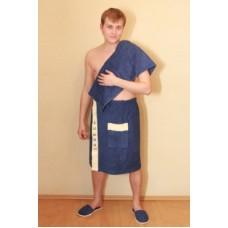 Мужской набор для сауны Bamboo Deluxe