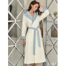 Бамбуковый халат Arianna (EFW) (ниагара)
