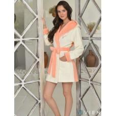 Бамбуковый халат Arianna Light (EFW) (персик)