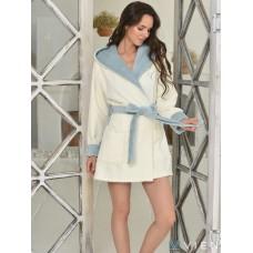 Бамбуковый халат Arianna Light (EFW) (ниагара)
