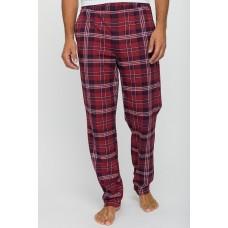 Домашние трикотажные брюки VIKING (PM № 002) (бордо)