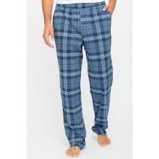 Домашние трикотажные брюки VIKING (PM № 002) (синий)