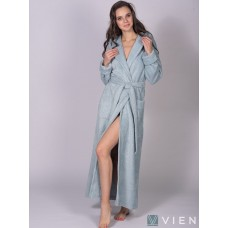 Бамбуковый женский халат Jessamina (EFW) (ниагара)