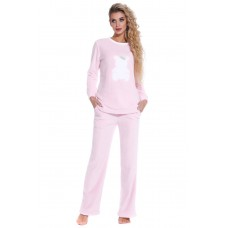 Мягкая пижама Soft Teddy (PM France 1711) (розовый)