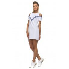 Платье Brisk Discount (PM France 1802-1) (белый)