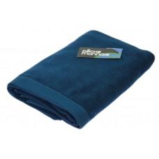 Банное махровое полотенце из микро-коттона OLYMPUS (PM) 50x100 (синий)