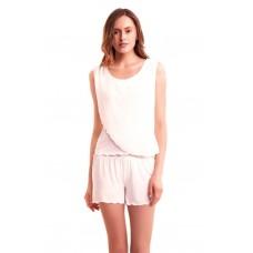 Стильная нежная пижама Luisa Moretti (ESC 3027) (розовый)