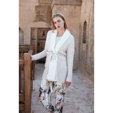 Комплект - тройка. Кардиган, брюки и лонгслив Miss Loren (E 1601) (комбинированный)