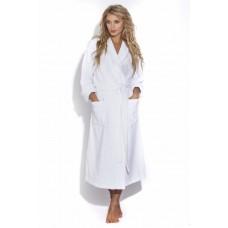 Махровый халат Arctic White Discount (E 701) (белый)