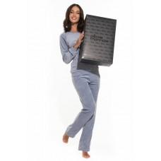 Большая подарочная коробка PECHE MONNAIE черная (черный матовый)